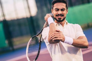 Hội chứng đau vùng khuỷu tay (Tennis_Elbow)