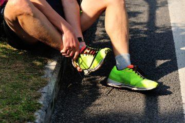Xử lý và bài tập phục hồi chấn thương bong gân cổ chân