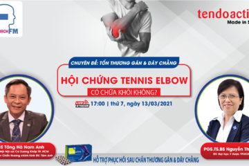 Hội chứng Tennis elbow có chữa khỏi không?