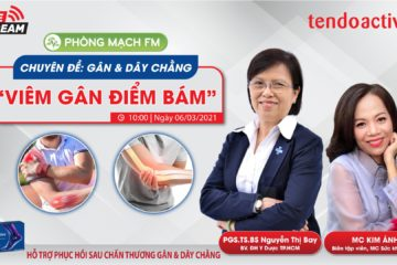 Viêm gân điểm bám phải điều trị như thế nào?